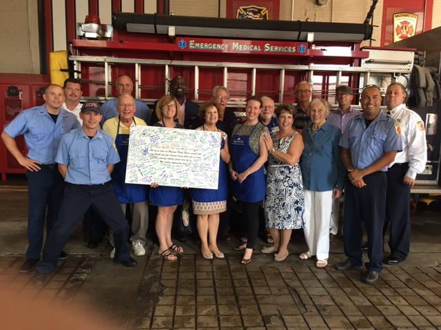 RPP Fireman Appreciation
